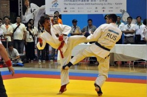 Kuhl Andreas bei den World Games 2009 in Taiwan